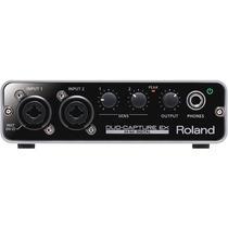Interface De Audio Usb Roland Duo Capture Ex - Ua22 !!!