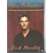 Rick Martin-video Collection Dvd Raro Novo Lacrado Original