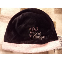 Touca Gorro Boné Local Motion Girls De 41,90 Por 26,90
