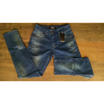 Calça Jeans Com Lycra Skinny Preço De Fábrica