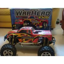 Monster Truck,combustao,radio Controle Warhead Evo Duratrax