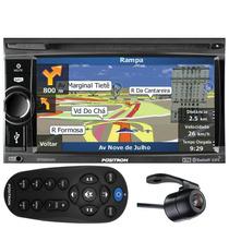 Dvd Autmotivo Positron Multimidia Gps Bluetooh Tv Camera Ré