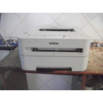 Impressora Laser Brother Hl 2130 Usada Funcionando
