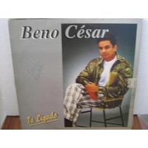 Lp Beno Cesar Tá Ligado Excelente + Encarte