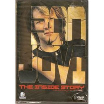 Dvd-bon Jovi-the Inside Story-entrevistas