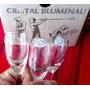 Taça De Licor Vinho Cristal Blumenau Antigo Novo Veja Fotos