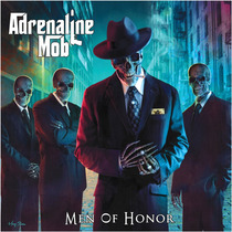 Cd Adrenaline Mob - Men Of Honor
