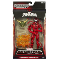 Carnage Marvel Legends - Spiderman 2 Infinite Homem Aranha