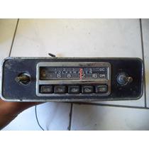 Rádio Antigo Original Vw Fusca/carros Antigos/som Antigo