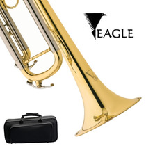 Trompete Profissional Eagle Novo Original Nota Fiscal