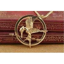 Colar Jogos Vorazes Mockingjay (tordo) Hunger Games Katniss