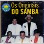 Cd Os Originais Do Samba - Preferencia Nacional - Novo***