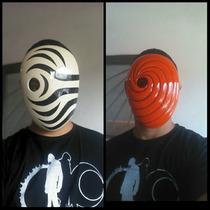 Máscara Tobi Naruto Shippuden