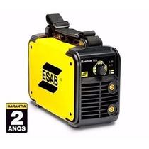 Máquina Solda Inversora Esab Bantam 145i 110v/220v Bivolt