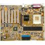 Placa Mãe 462 Asus A7v8x-x Offboard Aceita Athlon Xp/sempron