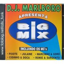 Cd-d.j.marlboro Apresenta-big Mix