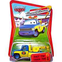 Disney Cars Race Tow Truck Tom Guincho #56 + 300 Model- Sc67