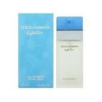 Dolce & Gabbana Light Blue Fem.eau De Toilette 100 Ml