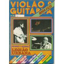 Revista-violão E Guitarra Nº 180-legião Urbana