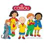 Caillou Desenho Educativos 6 Dvd Pra Crianças De 2 A 6 Anos