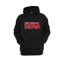 Blusa De Moletom Com Capuz The Walking Dead