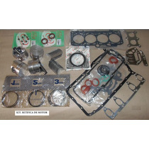 Kit Retifica Do Motor Peugeot 306 2.0 8v Bloco Xu10j2