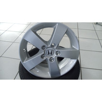Roda New Civic Aro 16 Original - Semi-nova Zerada