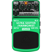 Pedal Behringer Us600 Ultra Shifter Harmonist ( Boss Ps5 )