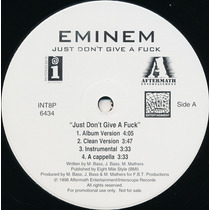 Eminem 12 Single Just Don