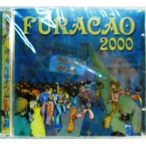 Cd Furacão 2000 Black Soul Original Lacrado