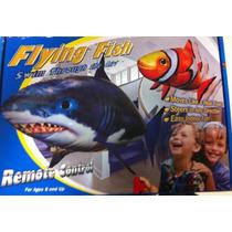 Peixe Voador Com Controle Remoto - Air Flying Fish