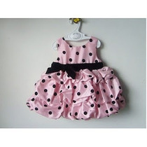Vestido Infantil De Festa Importado