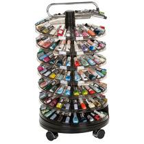 Carrinho Auxiliar Manicure, Para 168 Esmaltes, Frete Gratis