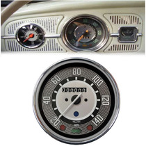 Velocimetro Fusca 75 76 77 78 79 110mm Modelo Original 140km
