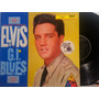 Lp - Vinil - Elvis Presley - G I Blues - Alemão