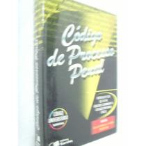 Livro - Código De Processo Penal 2002