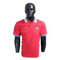 Camisa Polo Ferrari Formula 1 - Varias Cores Pronta Entrega