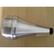 Surdina De Alumínio Para Trompete