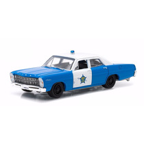Greenlight Hot Pursuit 16 -1967 Ford Custom Chicago Police