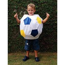 Fantasia Bola Branca Futebol