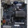 Placa Mãe Pcware Com Processador Atom D525 Dualcore Hdmi