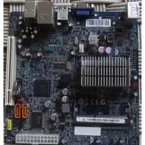 Placa Mãe Pcware Com Processador Atom D525 Dualcore Curitiba