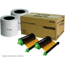 Papel 10x15 Para Impressoras Hiti P720