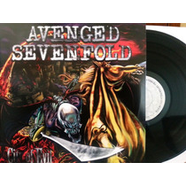 Lp Vinil Avenged Sevenfold City Of Evil Novo Duplo