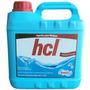 Algicida Choque - Hcl - Hidroall - 5 Litros