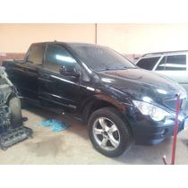 Ssangyong Actyon - Diesel 2.0 16v - Peças - Sucata - Kyron