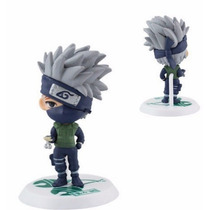 Action Figure - Kakashi-naruto - Pronta Entrega -anime- 8cm