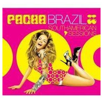 Cd Pacha Brazil - Southamerican Sessions - Box Com 3 Cds