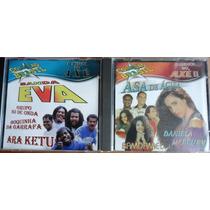 2 Cd - Coleção Brasil - Axé - Eva, Asa De Aguia, Banda Mel
