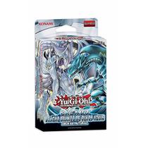 Pré-venda Deck Yugioh Saga Do Dragão Branco De Olhos Azuis